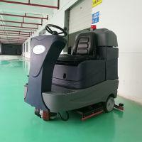 洁优德驾驶洗地机J80,后驱驾驶式洗地机