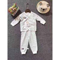 【哈罗比比】婴幼装连体衣爬爬服童装折扣批发