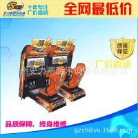 二手华立极速三赛车 原装极速三赛车 电玩城模拟赛车 大型游戏机
