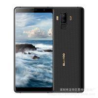 外贸智能手机Bluboo S3移动联通双4G手机 4+64 全面屏NFC指纹解