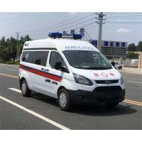 福特全顺120急救车 全顺救护车报价 国五汽油版救护车10L