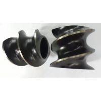 螺纹套、剪切块、芯轴、筒体等双螺杆塑机配件