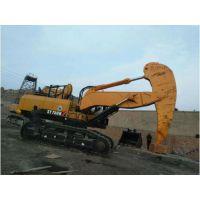 挖掘机一体式岩石臂制作厂家
