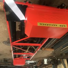 6米三辊轴摊铺机 三轴混凝土路面摊平机 5米自行式3滚筒整平机