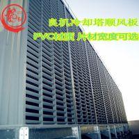 横流式冷却塔塑料百叶窗——河北龙轩