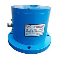 河南QZD-140直线气动振动器, 采用新技术,新工艺,新材料,碳钢结构,使用寿命长