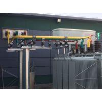 供应10KV/4000A大电流绝缘铜管型母线