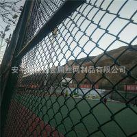 专业生产学校护栏 操场围网 篮球场围栏 体育场地防护网