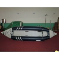 厂家直销充气船运动船 软底船 冲锋舟 kayak