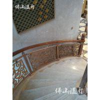 合肥铝板楼梯规格