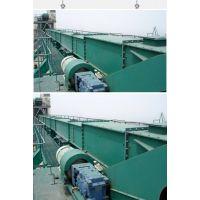 埋刮板式输送机是一种应用广泛的散料输送设备