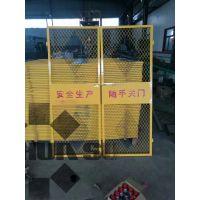 【供应】临时护栏、施工围栏、坑基围栏、坑基护栏、施工电梯门