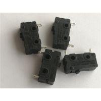 供应无中间脚微动开关 ST-1微动小型 小家电行程 按键开关 货源充足