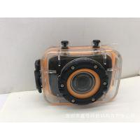防水摄像机 户外运动DV 1080P运动相机 触摸屏运动DV 防水相机
