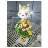 加菲猫摆件雕塑厂家,加菲猫摆件雕塑价格,加菲猫摆件雕塑图片