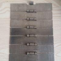 宁津厂家直销链板流水线非标定做食品输送不锈钢链板传动链运行平稳