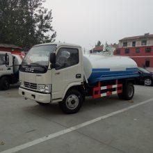 厂家直销可以上蓝牌的清洗吸污车5吨东风清洗吸污车