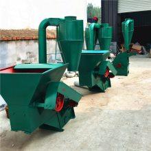 出料快防粉尘粉碎机 牧草花生秧高速打粉机 养殖牲畜饲料粉碎机