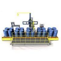 25升防爆灌装机,全自动化工液体灌装机上海广志