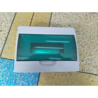新型梅兰全塑料回路箱 塑料明装照明强电开关组合配电箱