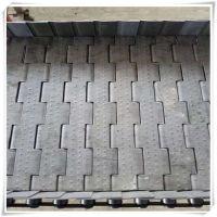 卓远生产金属链板 碳钢链板输送线 工业用传动链流水线