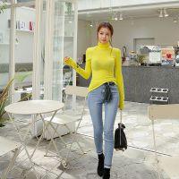 璱妠品牌折扣女装加盟tyfs折扣女装 郑州尾货服装批发市场黄色蕾丝衫