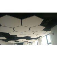 经济耐用 岩棉天花吸音板 外形美观 医院办公室专用