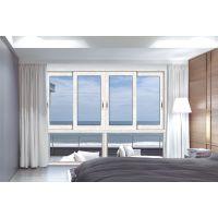 二轨断桥隔热推拉窗,铝合金门窗,艾臣智能门窗