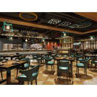 重庆餐厅装修设计公司 餐厅设计效果图 各种餐厅装修装潢