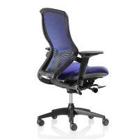 供应深圳众晟家具ZS-NUM动态3D曲面布艺健康办公电脑椅