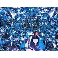 山东蓝洞生产定制镜面五彩万花筒拍照打卡引流必选