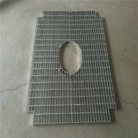 树坑篦子格栅板 格栅沟盖板 热镀锌方格网厂