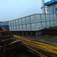 玻璃钢SMC保温水箱  不锈钢水箱 楼顶水箱 镀锌板水箱 可定制