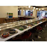 餐桌设备供应不锈钢旋转火锅设备 回转火锅设备 自助小火锅旋转麻辣烫设备