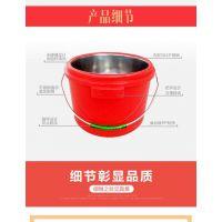 供应新款内胆不锈钢超声波焊接保温桶