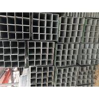 热镀方管 异型方通 Q345B镀锌管 乐从镀锌方通