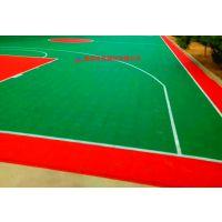 株洲橡胶篮球场标准尺寸图片 ,湖南打造新农村建设篮球场面施工画线