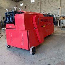 脚手架钢管调直除锈刷漆一体机价格 邢台市润东机械制造供应