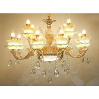 客厅吊灯后现代简约大气家用客厅灯led主卧室餐厅灯轻奢北欧灯具
