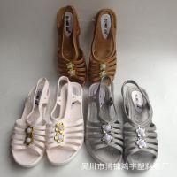 越南凉鞋2017夏季新款女式凉鞋复古式越南女凉鞋跑江湖地摊凉鞋批