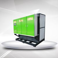 30万大卡亚飞凌300KW高温加热电磁导热油炉