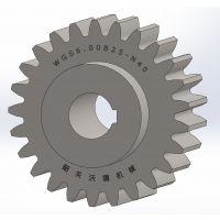 供应标准直齿轮【 M6.00 】,B型,精密齿轮,正齿轮