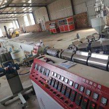 PE复合硅芯管设备 多层复合共挤塑料管材生产设备 PE管生产线价格