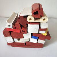 厂家直销 硅胶耐高温各种颜色尺寸密封条