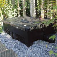 哪款鱼池过滤器好就找德国欧亚瑟BioSmart36000养鱼池过滤器循环净水器