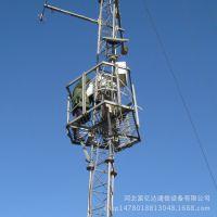 专业生产测风塔 拉线测风塔 NRG测风塔 海上测风塔 海上雷达塔