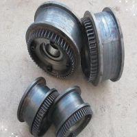 厂家直销LD型单梁运行车轮、龙门吊行走大轮、宇起牌起重机配件