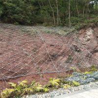 滑坡边坡防护网安装 湖南生态护坡网 贵州边坡防护网厂家
