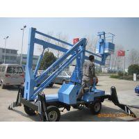 *优惠*江苏亿翔GKT曲臂式高空作业平台 园林机械高空作业平台