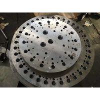 管板系列、法兰配件加工